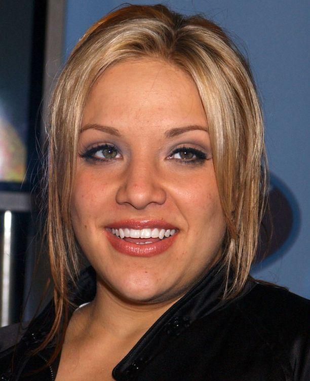 22-vuotias Jessica iloitsee raskaudestaan vankeudesta huolimatta.