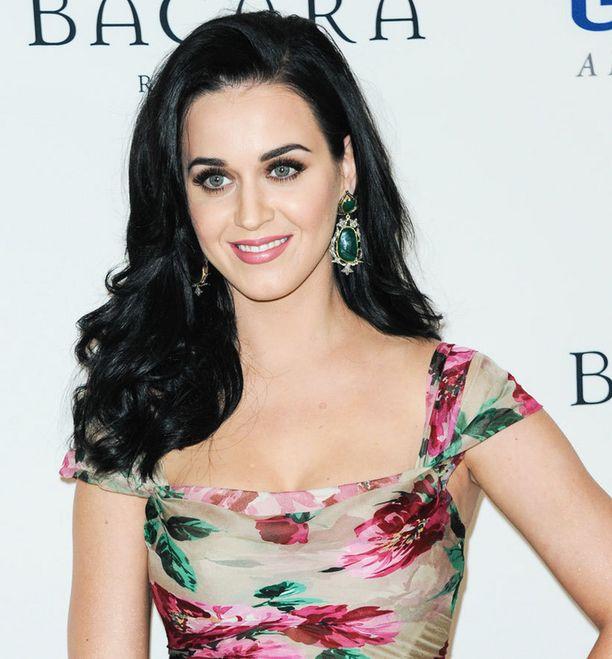 Katy Perry on Men's Health -lehden mukaan maailman kuumin nainen.
