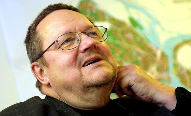 RoPS:n pitkäaikainen puheenjohtaja Matti Pelttari on kuollut.