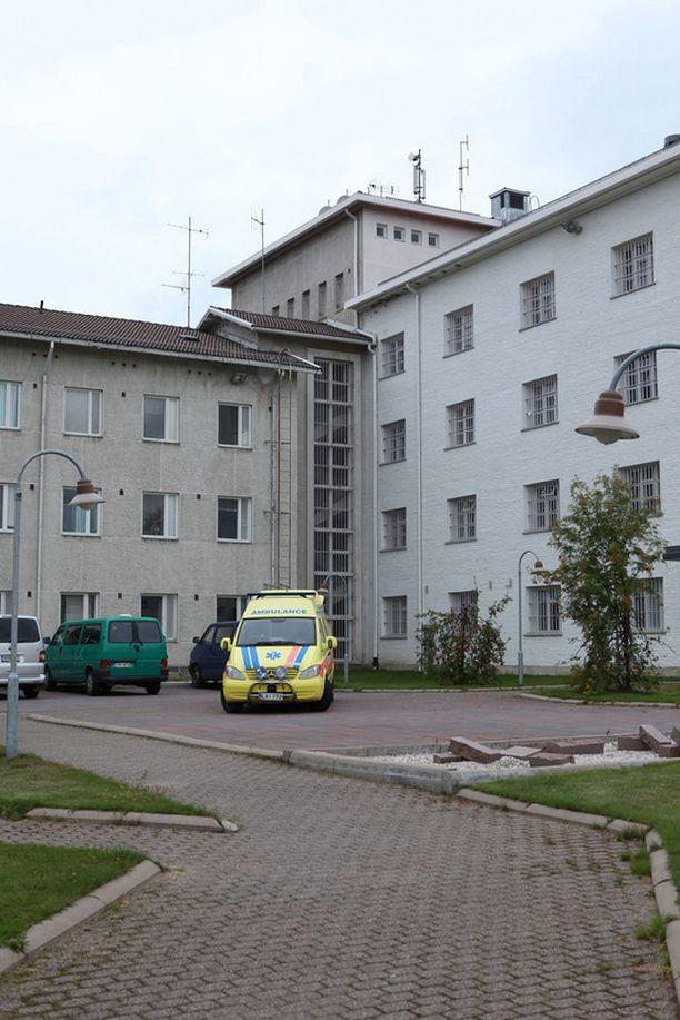 Sukevan vankilaan on sijoitettu vaarallisia vankeja.