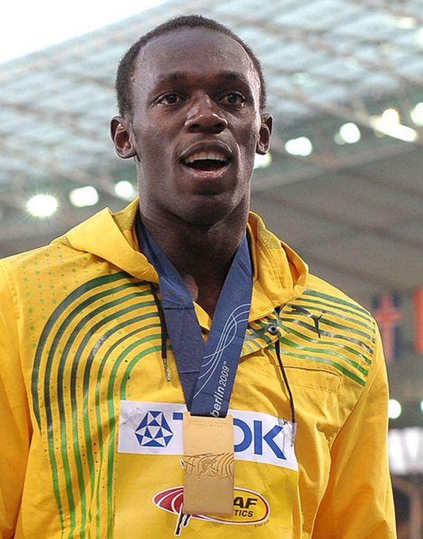 Miten ketterä Bolt olisi joukkuepelissä?