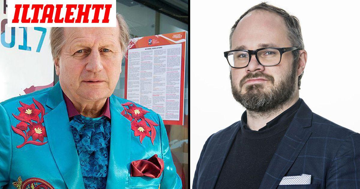 Tuomas Enbuske Iltalehti