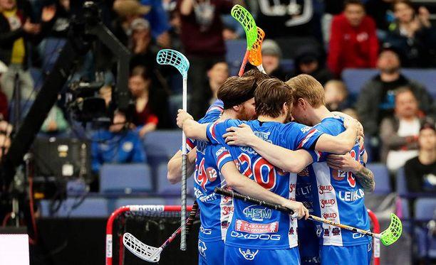 Tampereen Classicin mies- ja naisjoukkueet ovat iskussa seurajoukkueiden Champions cupissa. Arkistokuva.
