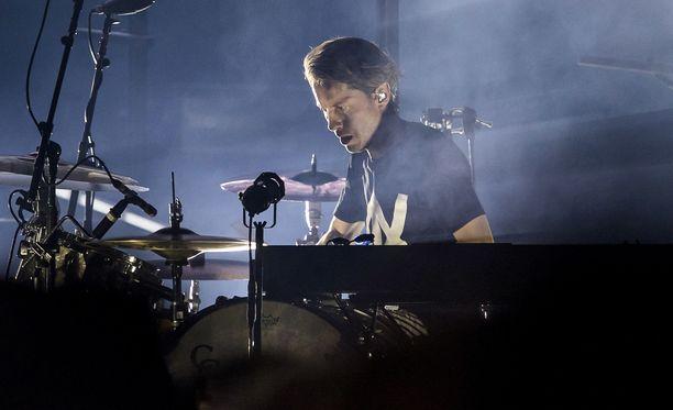 Orri Pall Dyrason jätti rumpalin työnsä käsitelläkseen raiskaussyytöksiä yksityisesti.