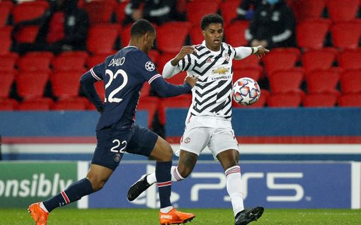 Manchester Unitedille kova päänahka Mestarien liigassa – Marcus Rashford iski ratkaisumaalin