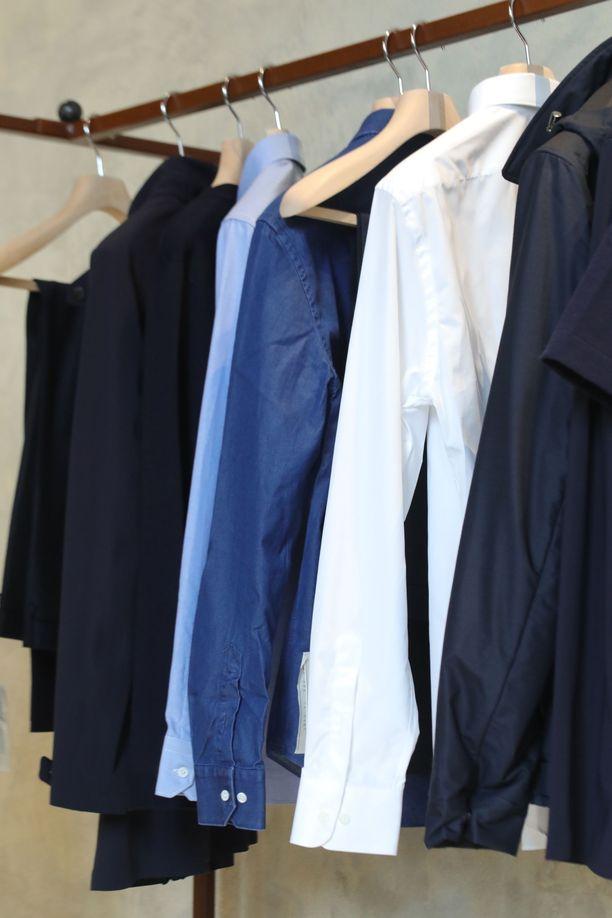 KA/NOA valmistaa ajatonta miesten muotia harmonisissa väreissä.