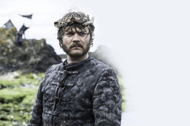 Asbaekin roolihahmo Game of Thronesissa on vihattu Euron Greyjoy.