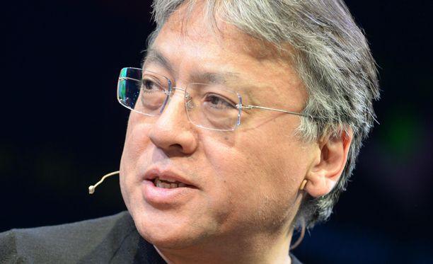Kazuo Ishiguro on englantilainen kirjailija.