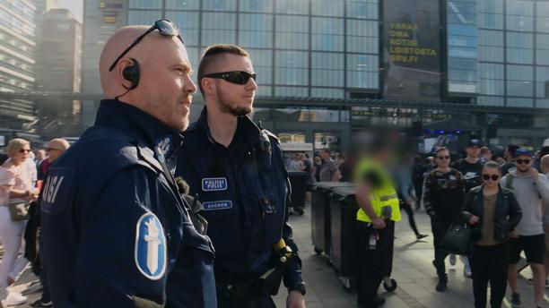 Poliisi Palkka
