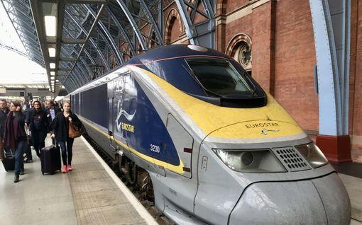 Britannia rakentaa 125 miljardin euron luotijunaradan – tällainen siitä tulee