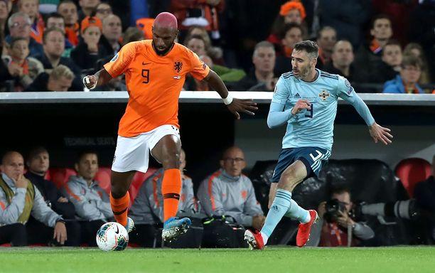 Pohjois-Irlanti väänsi torstaina pitkään Hollantia vastaan, mutta lopulta Hollanti nakutti tauluun lukemat 3-1.