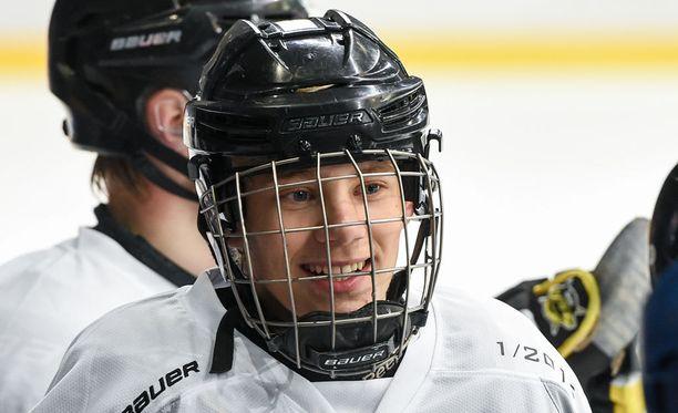 Wiljami Myllylä on tehnyt hurjaa jälkeä A-nuorten Mestiksessä.