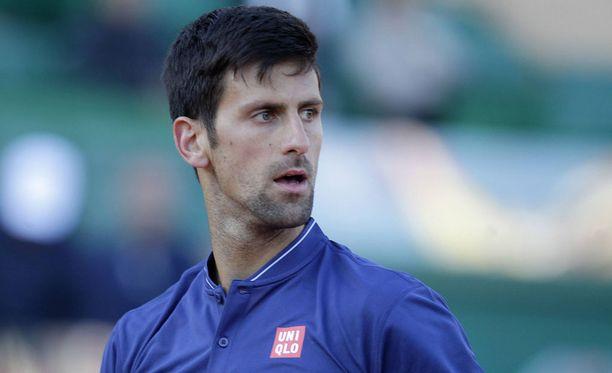 Novak Djokovic teki radikaalin ratkaisun.