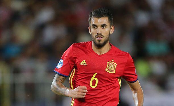 Dani Ceballos onnistui loistavasti Espanjan paidassa alle 21-vuotiaiden EM-kilpailuissa.