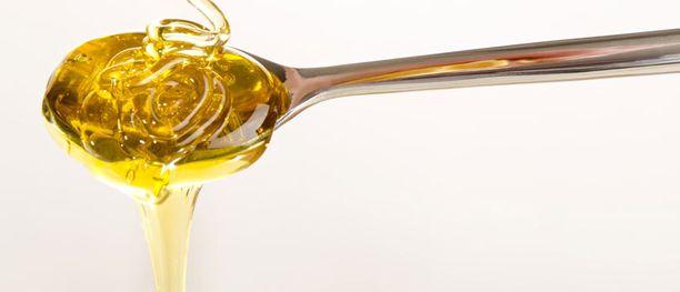 Tahmainen hunaja voi toisinaan olla haastava...