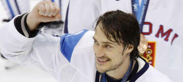 TÄTÄ LISÄÄ? Nähdäänkö Teemun tuulettamista vielä ensi kaudella? Ei ehkä Leijonapaidassa, mutta NHL-uran jatko saattaa olla toinen juttu.