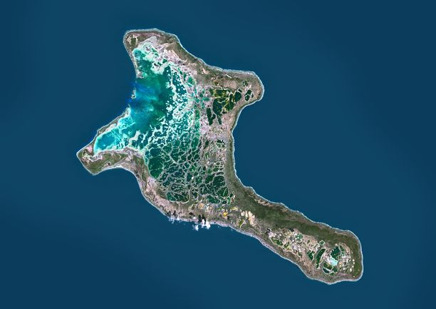 Esimerkiksi Kiribati on säästynyt koronavirustartunnoilta eristetyn sijaintinsa ansiosta.