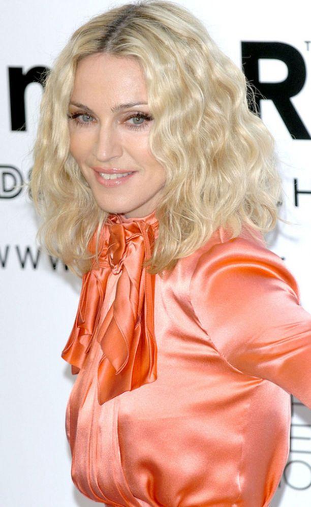 Kuka uskoisi, että Madonna on jo 50-vuotias?