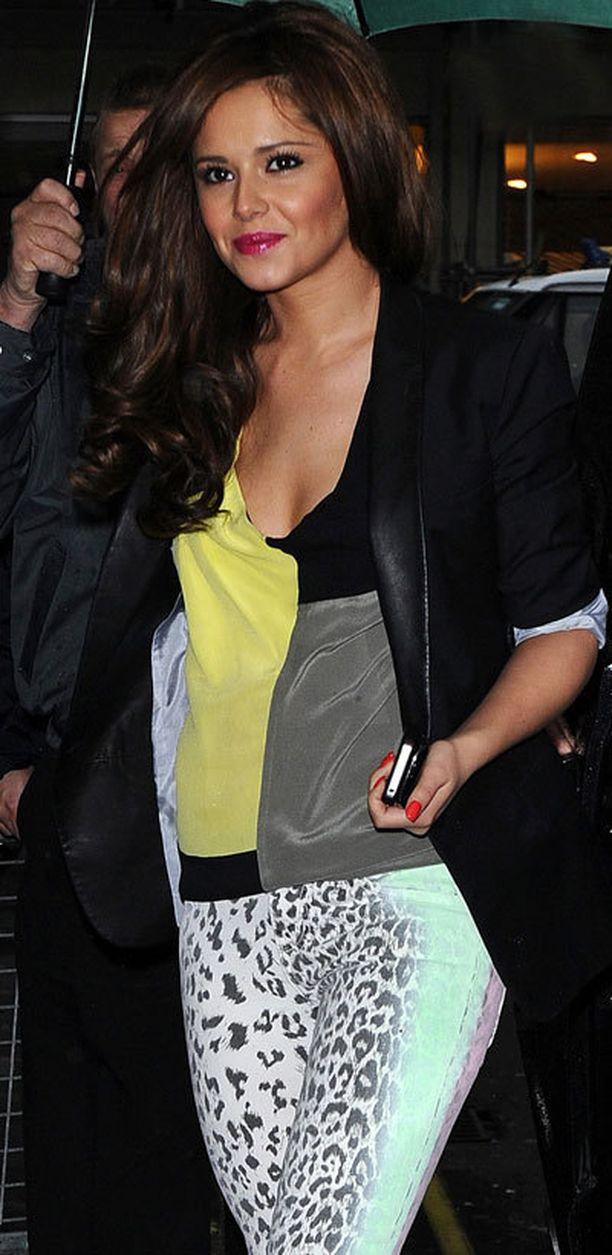 2. Cheryl Cole
