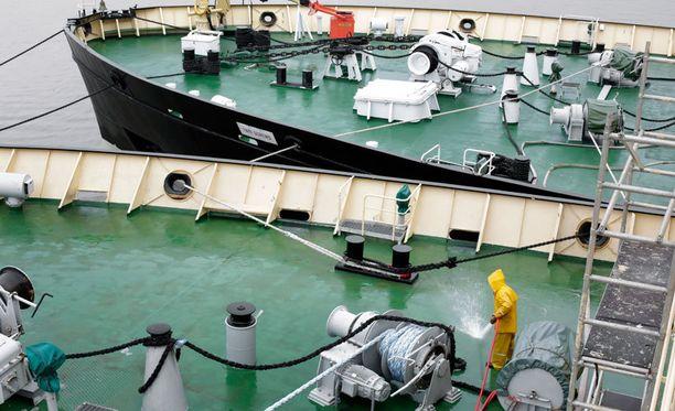 Arctia Shippingin stategiasta tehdään uudet linjaukset: aiemmin jäänmurtajayhtiön jäänmurtohalut arktisilla vesillä ovat herättäneet kritiikkiä.