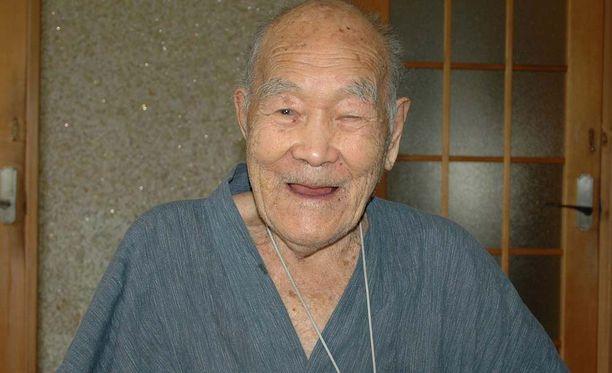 Masazo Nonaka syntyi vuonna 1905.