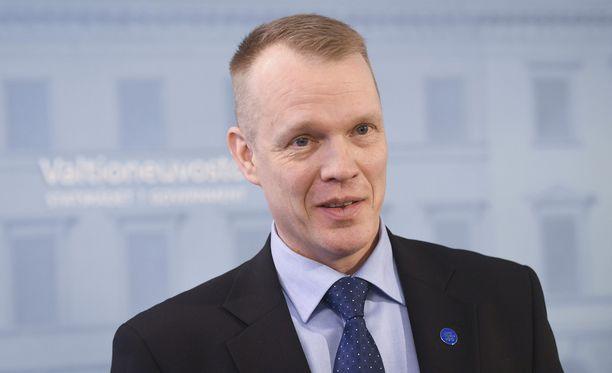 Vesa Valtosen mielestä Venäjä-muistiosta tehtiin käsittämättömiä uutisia. Arkistokuva.