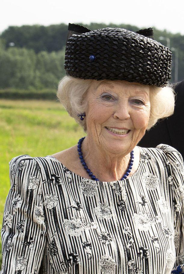 Prinsessa Beatrix on kuningatar Elisabetin ystävä.