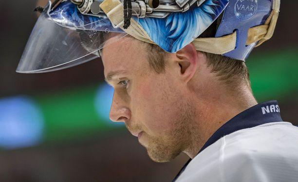 Pekka Rinteen unelma Stanley Cupista ei vielä tänä kesänä toteutunut.
