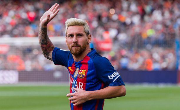 Lionel Messi palaa Argentiinan paitaan.