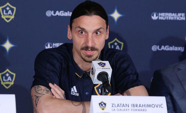 - MLS häviää tässä, minua heidän tappionsa ei kiinnosta, Zlatan tylytti.