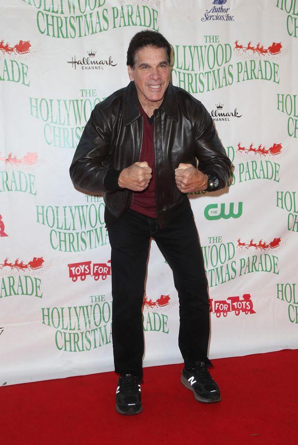 Näyttelijä Lou Ferrigno osallistui marraskuun lopussa Hollywoodissa järjestettyyn joulutapahtumaan.