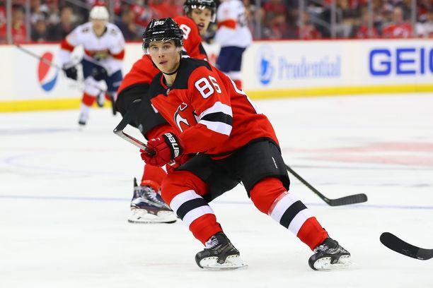Jack Hughesin ja New Jersey Devilsin kausi on alkanut tukkoisesti.