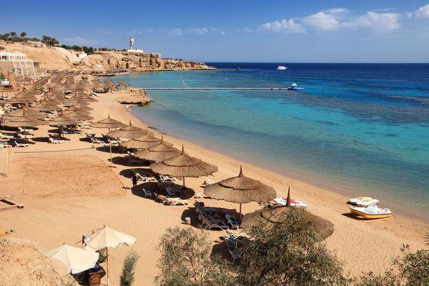 Sharm el-Sheikhin vedet ovat oivaa sukellusmaastoa.