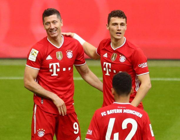 Bayern Münchenin mestaruus oli varma ennen kuin joukkue ehti edes astua lauantaina kentälle.