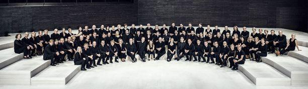 RSO esittää illan aikana myös Sibeliusta.