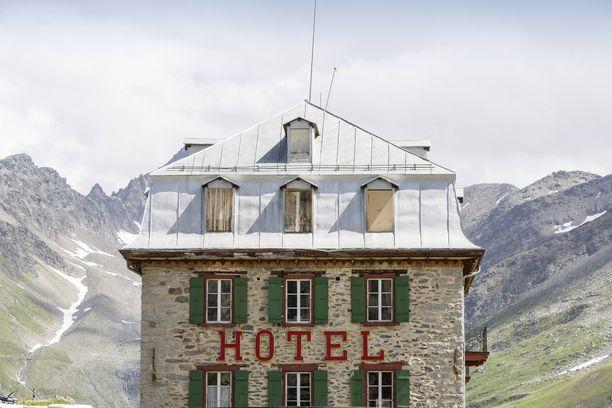Hotel Belvedere on suljettu, eikä uudelleenavaamista suunnitella.