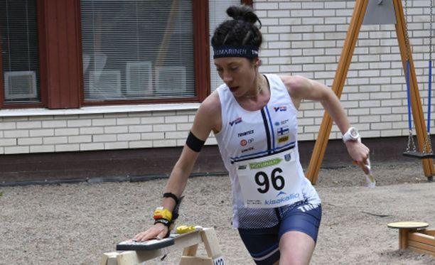 Venla Harju sijoittui neljänneksi sprinttikisassa.