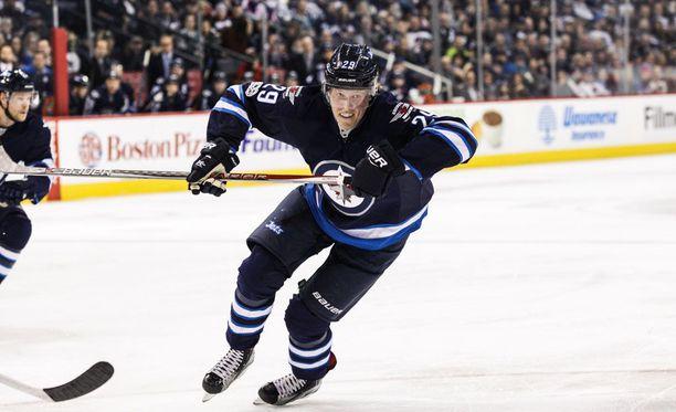 Edmonton Oilers olisi varannut Patrik Laineen ensimmäisenä.