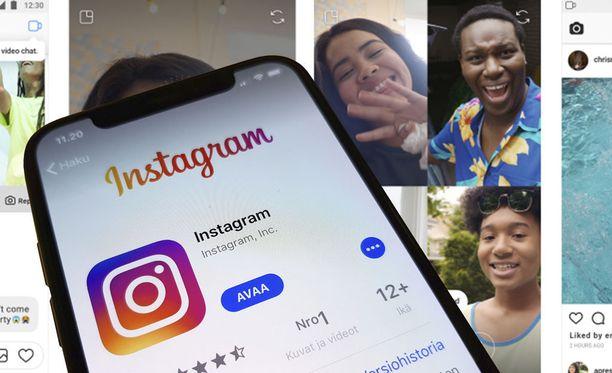 Videopuhelut ovat saapuneet Instagramiin.