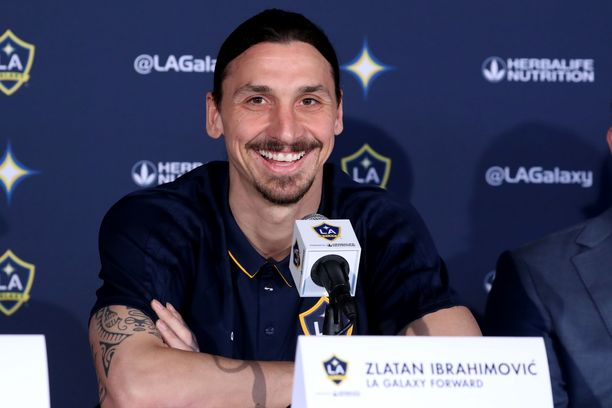 Zlatan Ibrahimovic suosii Ikeaa.