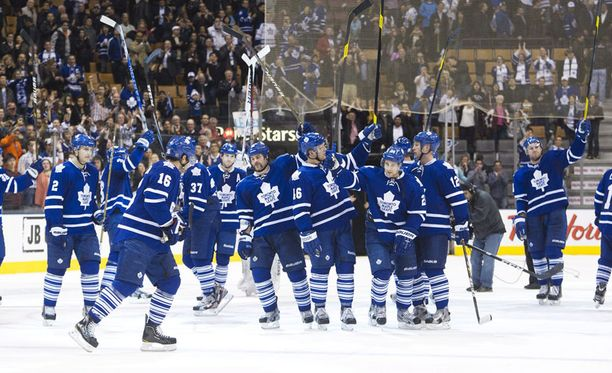 Toronto Maple Leafs ei ole ollut ilonaihe kannattajilleen.