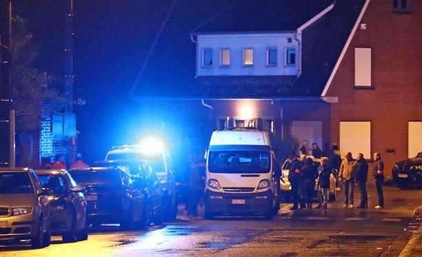 Pormestarin vaimo löysi miehensä surmattuna myöhään maanantai-iltana.
