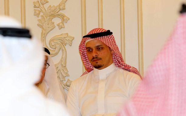 Salah Khashoggi puolustaa saudihallintoa.