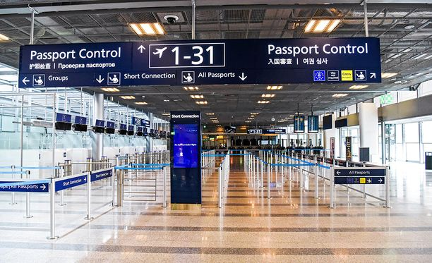 Finavian mukaan Helsinki-Vantaan matkustajamäärät ovat kasvaneet.