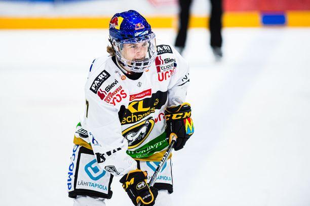 Topi Niemelän tavoite on NHL:ssä. Ilman kiirettä.