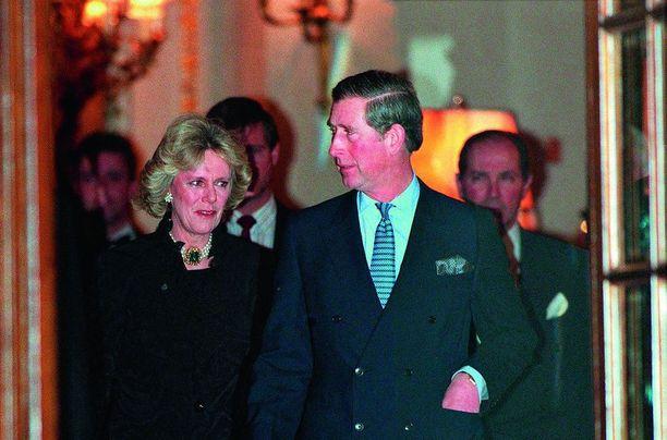 Charlesin ja Camillan salasuhde ei lopulta ollut kovin salainen.