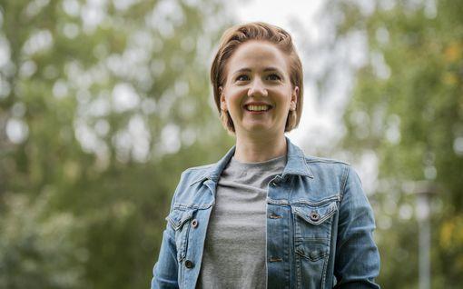 """Meteorologi Anniina Valtonen kertoi säästä ääni väristen ja miljoona suomalaista katsoi: """"Kauhuskenaarioni toteutui"""""""