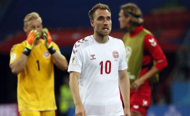Christian Eriksenin tähdittämä maajoukkue on riitaantunut Tanskan jalkapalloliiton kanssa.
