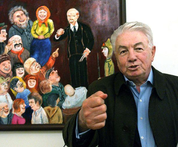 Vladimir Voinovitsh eli viimeiset vuotensa Venäjällä, jossa hänen arvostuksensa pysyi korkeana Neuvostoliiton romahtamisen jälkeen.