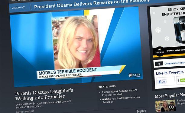 Scrubbsin karmea kohtalo on herättänyt runsaasti huomiota amerikkalaisissa tiedotusvälineissä.